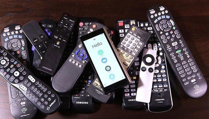 """Những chiếc remote có lẽ sẽ """"chia tay"""" với tivi"""