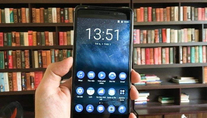 """Tiếp nối thành công từ Nokia 6, """"ông hoàng một thời"""" đã nhanh chóng ra mắt sản phẩm mới"""
