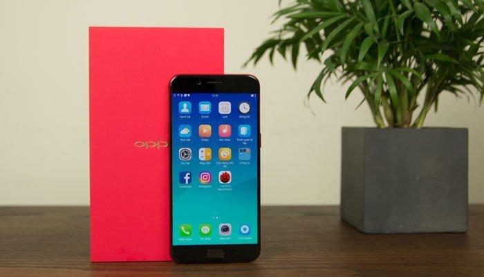 Màn hình điện thoại OPPO R9s RED kích thước 5.5 inches