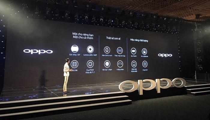 Thông số điện thoại OPPO F3 Plus