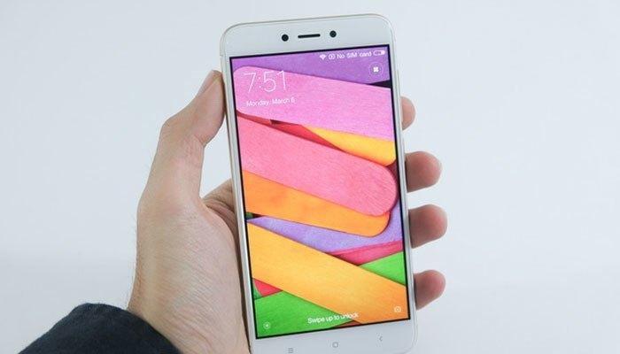 Điện thoại Xiaomi Redmi 4X màn hình 5 inch