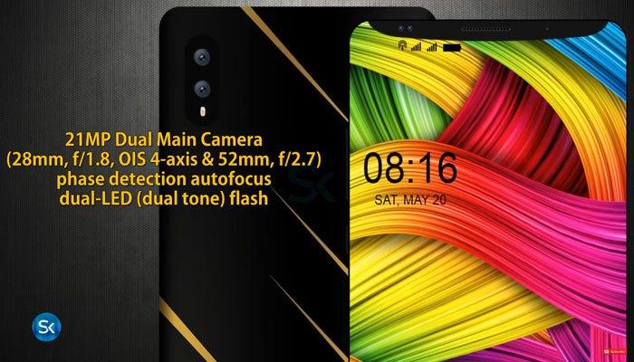 Điện thoại Xiaomi Mi7 camera đỉnh