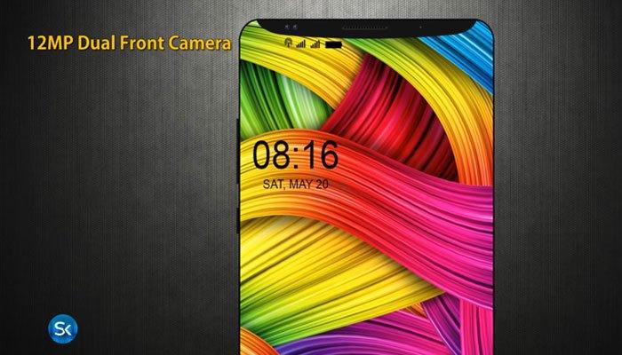 Điện thoại Xiaomi Mi7 camera trước 12MP