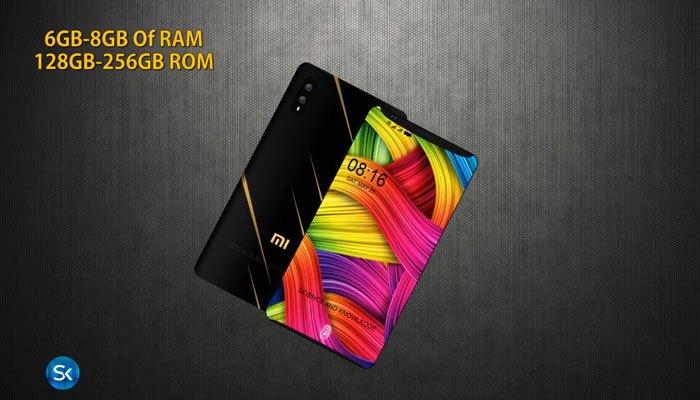 Điện thoại Xiaomi Mi7 cấu hình vượt trội