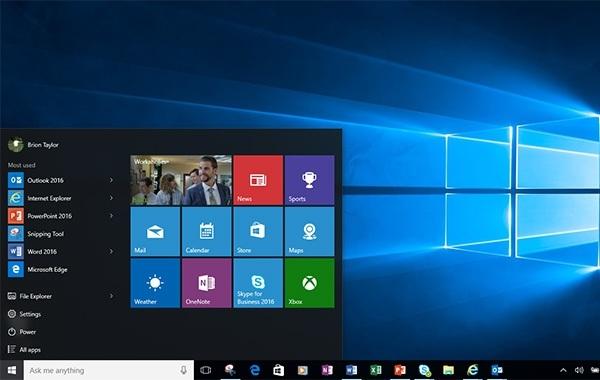 Thường xuyên update hệ điều hành máy tính