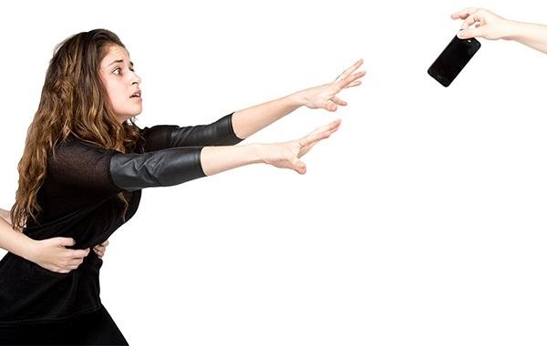 Nomophobia hội chứng ám ảnh khi không có điện thoại di động