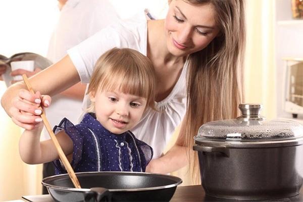 Tiết kiệm điện khi sử dụng những đồ gia dụng trong nhà bếp