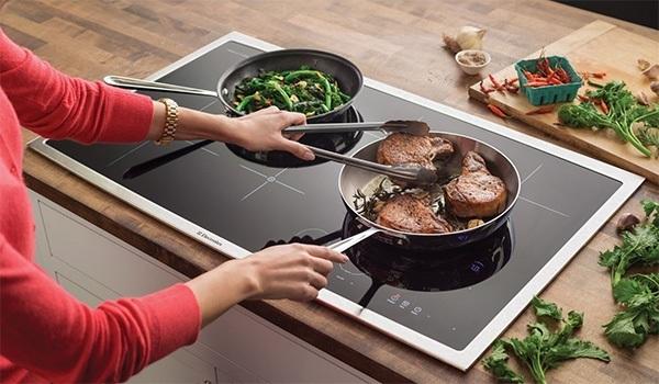 Tiết kiệm điện khi nấu các loại bếp điện, bếp điện từ
