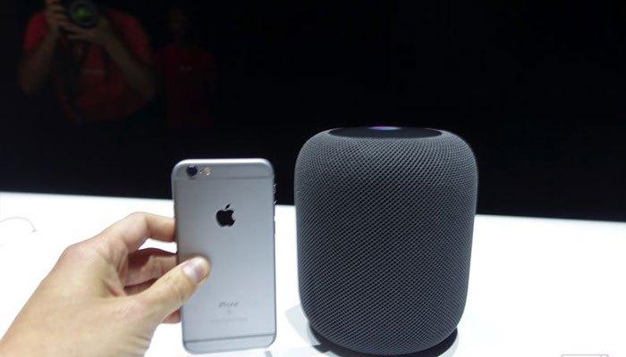 Loa thông minh HomePod của Apple thiết kế nhỏ gọn