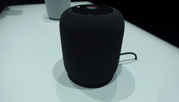 Loa thông minh HomePod của Apple có trợ lý ảo Siri
