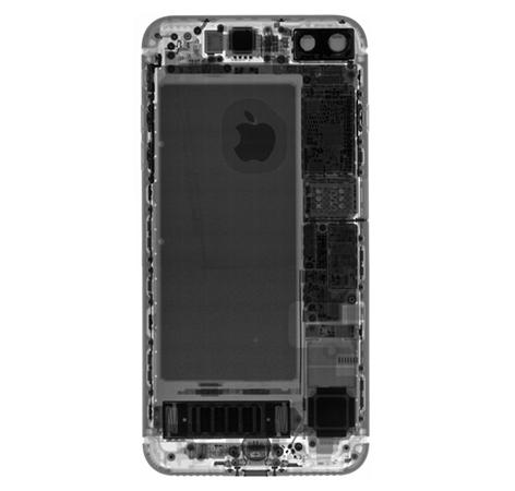 Chụp X-quang điện thoại iphone 7 plus