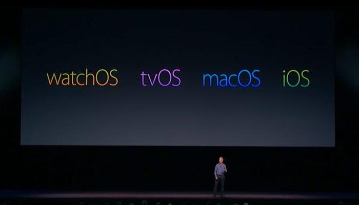 Apple sẽ tung hàng loạt hệ điều hành mới trên điện thoại iPhone, iPad...