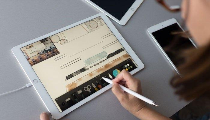 Máy tính bảng iPad Pro phiên bản 10.5 inch sẽ có nhiều thay đổi