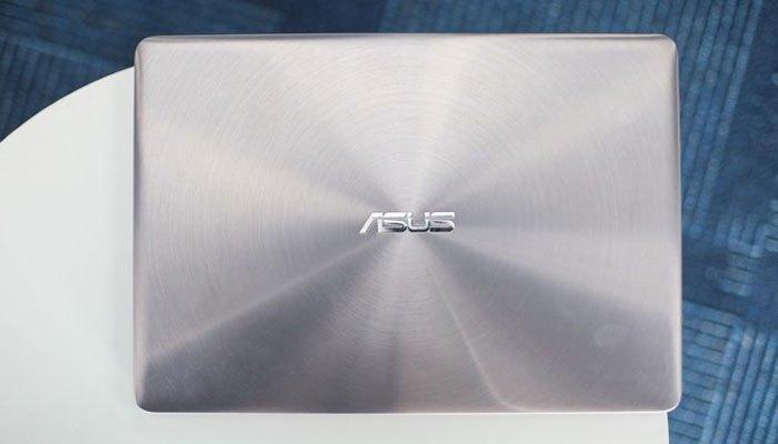 ASUS ZenBook được biết đến là dòng máy tính xách tay dành cho học sinh, sinh viên