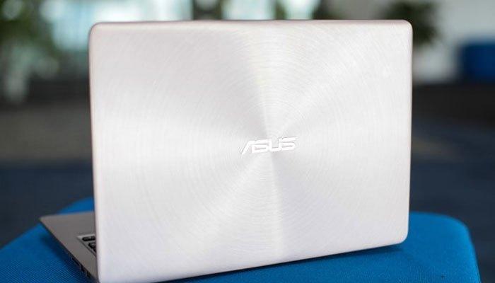 Máy tính xách tay ASUS thời trang và chắc chắn