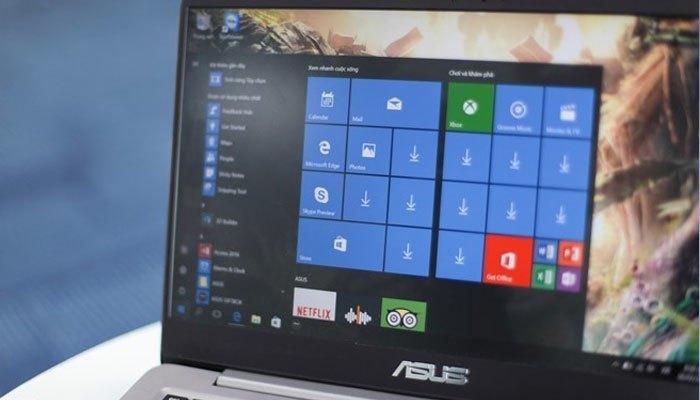Cấu hình của máy tính xách tay ASUS ZenBook UX410 nằm ở mức khá thích hợp sử dụng cho sinh viên và nhân viên văn phòng với chip Intel Core i5-7200U xung nhịp 2,5GHz, RAM 4GB, ổ HDD 500GB và được cài sẵn Windows 10 bản quyền