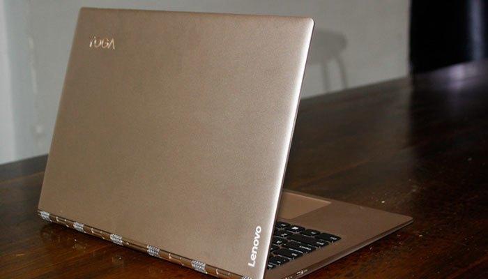Laptop Lenovo Yoga 910 thiết kế ấn tượng