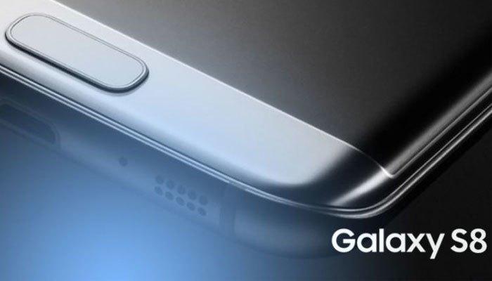 Điện thoại Galaxy S8 đã dần lộ diện