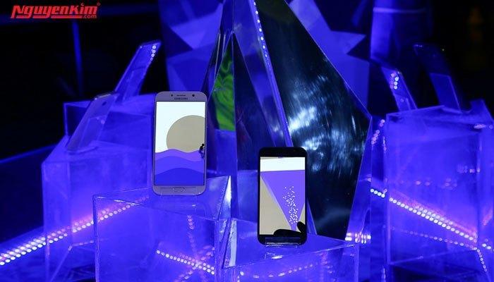 Cặp đôi điện thoại Samsung Galaxy A 2017 đang tạo sức hút mãnh liệt