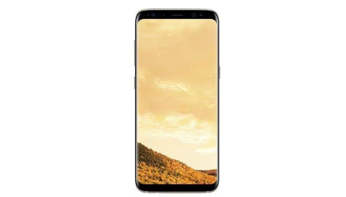 """Nút Home vật lý trên điện thoại Galaxy S8 và S8+ đã biến mất"""" và thay thế bằng nút cảm ứng lực"""