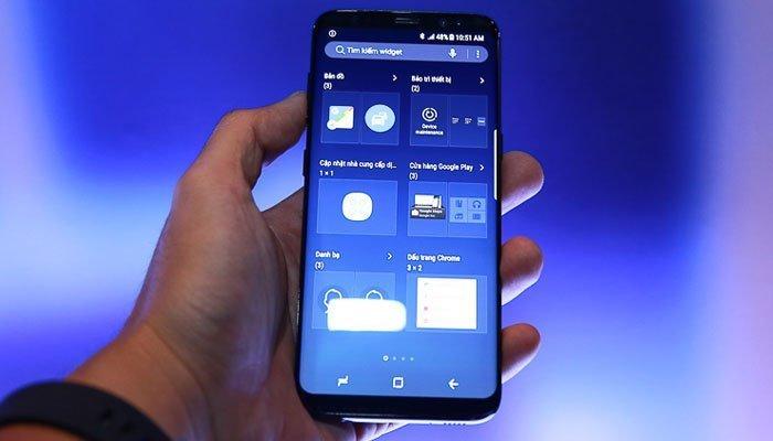 """Đây là chiếc điện thoại Galaxy S8 """"bằng xương bằng thịt"""""""