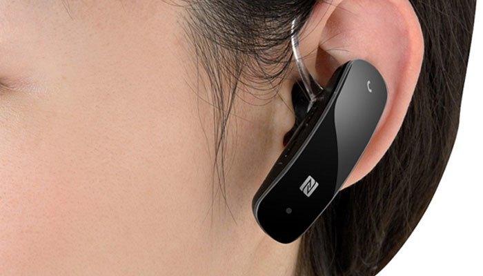 Với những chuyến đi xa, tai nghe Bluetooth Ibuffalo BSHSBE33BK là sự lựa chọn tuyệt vời