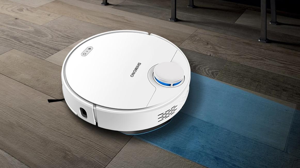 Robot hút bụi thương hiệu Shimono ZK902