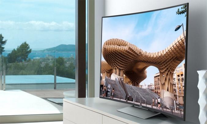 Tivi 4K Sony KD-65S8500D trả góp không lãi suất
