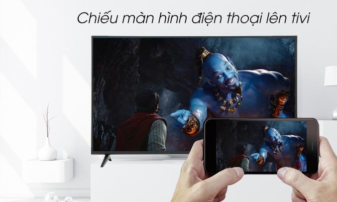 Tivi LED LG 43 inch 43UM7300PTAChiếu nội dung qua Mirroring và Airplay 2 dễ dàng
