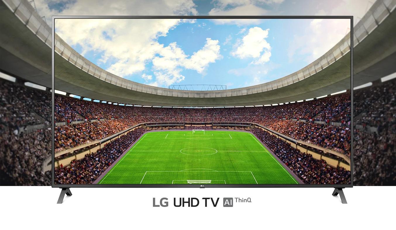 Smart Tivi LG 4K 49 inch 49UN7190PTA Đường viền mỏng
