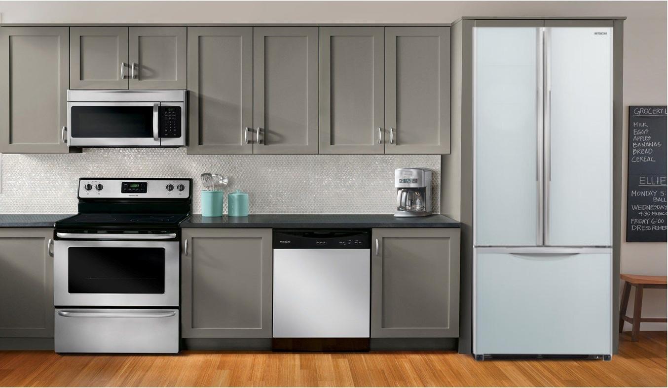 Tủ lạnh Hitachi Inverter 382 lít R-WB475PGV2 (GS) kiểu dáng hiện đại