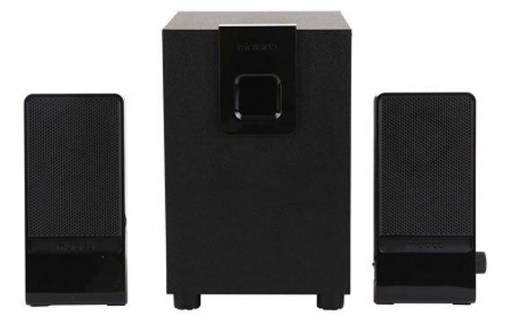 Loa vi tính Microlab M100/2.1 giá tốt hàng chính hãng