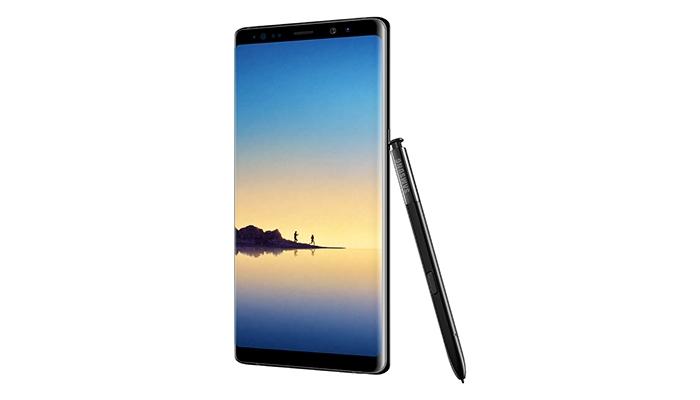 Galaxy Note 8 với màn hình vô cực Infinity Display và bút S Pen thông minh