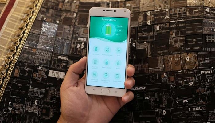 Đàm thoại liên tục trong 3 giờ liền chỉ với 15 phút sạc nhanh trên ZenFone 4 Max Pro