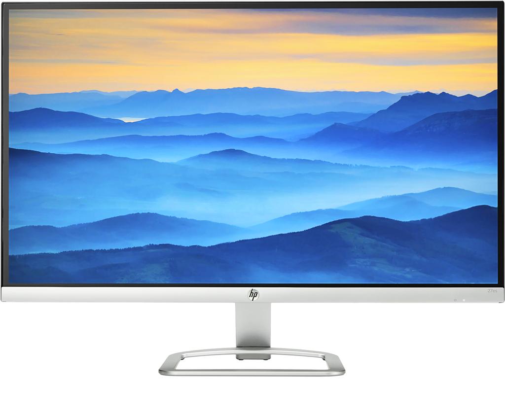 Màn hình vi tính HP 27ES T3M87AA giá tốt chính hãng tại nguyenkim.com