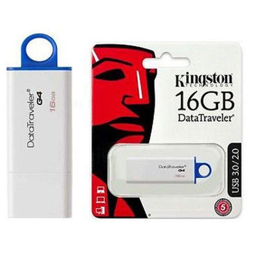 USB KINGSTON 16GB DATATRAVELER I G4_DTIG4