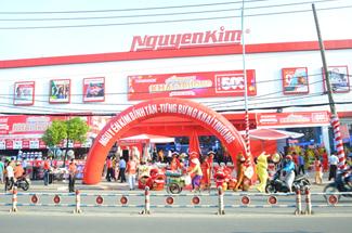 Trung Tâm Mua Sắm Nguyễn Kim Bình Tân