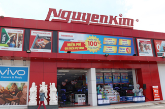 Trung tâm Mua sắm Nguyễn Kim SIS An Lạc