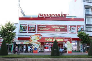 Trung Tâm Mua Sắm Nguyễn Kim Phan Thiết