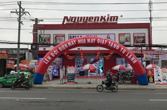 Trung Tâm Mua Sắm Nguyễn Kim Hà Đông