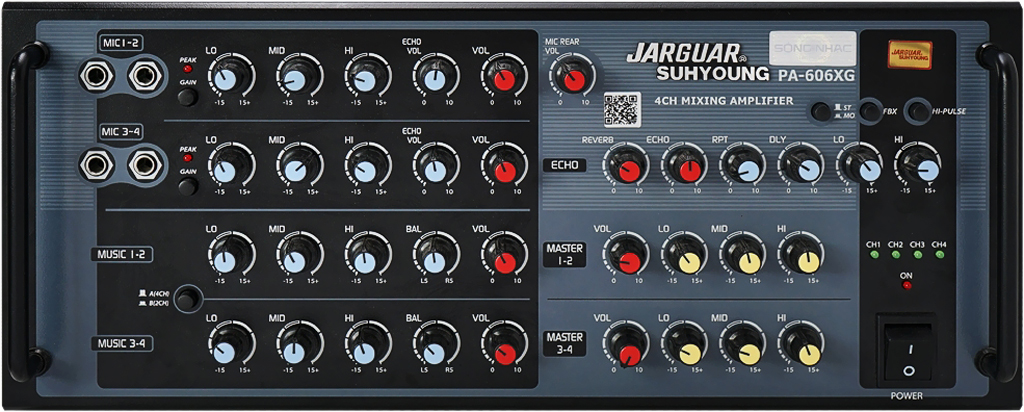 AMPLY JARGUAR SUHYOUNG PA-606XG