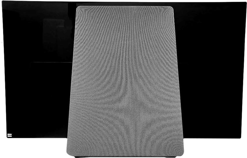 Tivi Sony Bravia OLED 65A1 được thiết kế với sắc đen tinh tế, sang trọng, đầy ấn tượng
