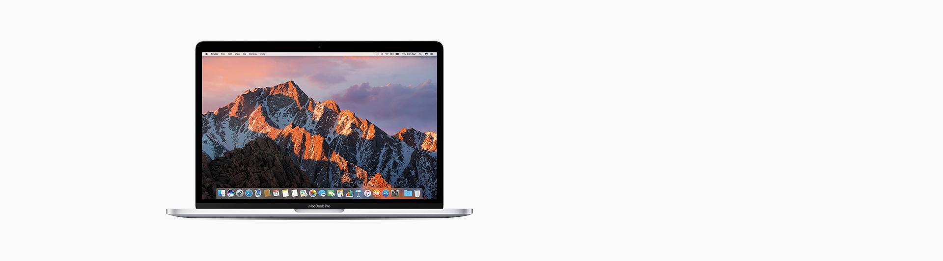 Macbook Pro 13 Inch 256GB (2017) cao cấp tại Nguyễn Kim