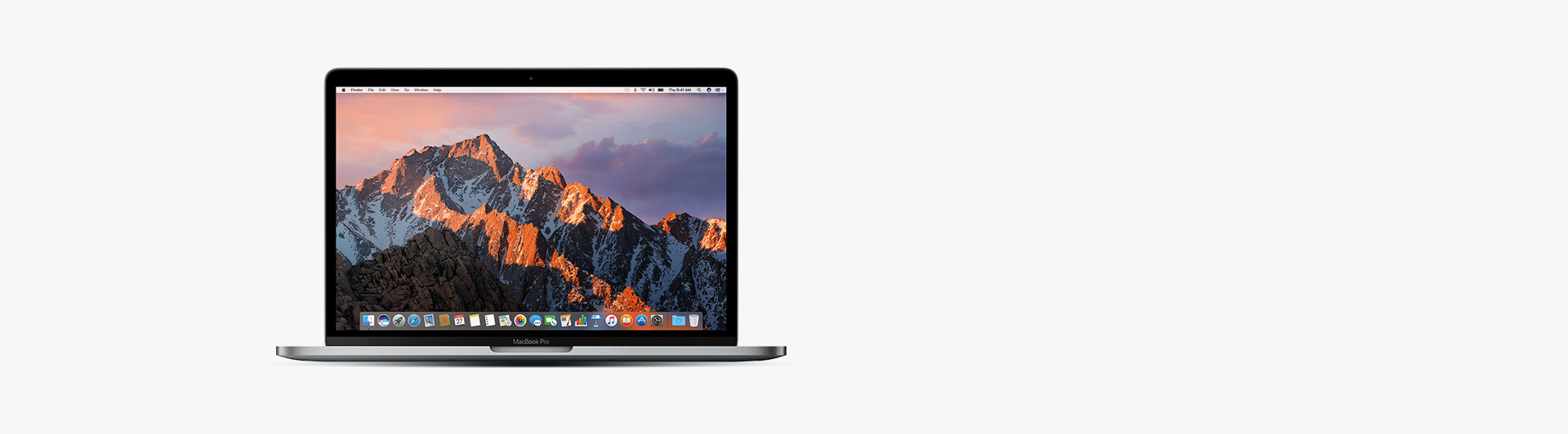MACBOOK PRO 13.3 INCH 256GB 2017 (MPXT2SA/A)