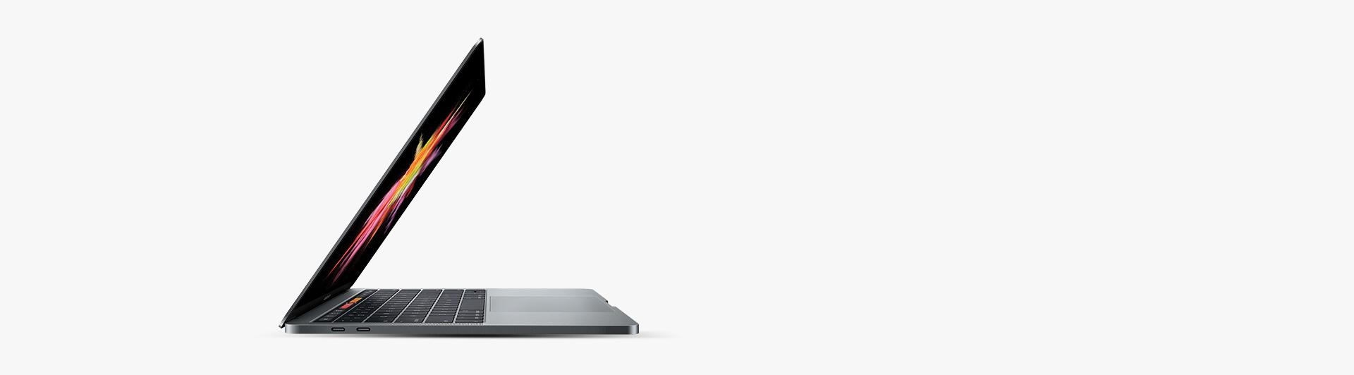 Macbook Pro 13 Inch 256GB 3.1GHz (2017) sang trọng và thời thượng