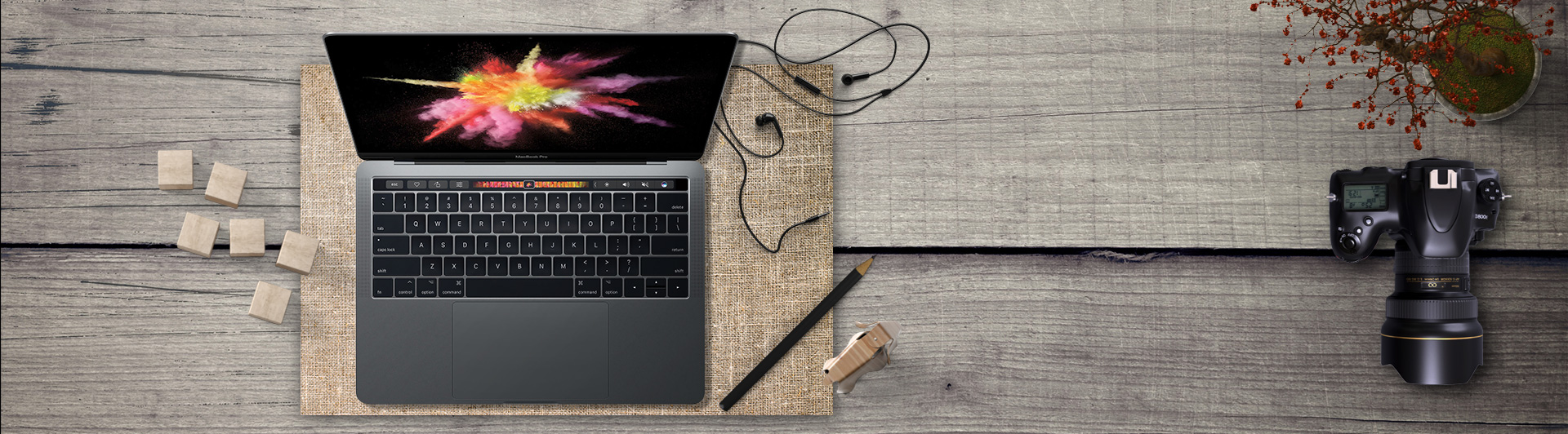 Macbook Pro 13 Inch 256GB 3.1GHz (2017) hiệu năng hoạt động mạnh mẽ