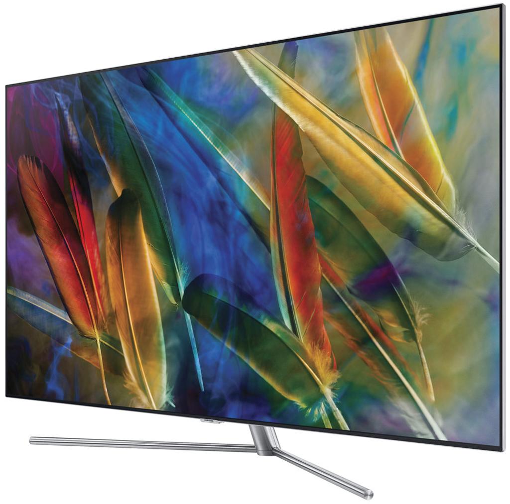 Tivi QLED Samsung UHD QA49Q7FAMKXXV 49 inch thiết kế sang trọng và đẳng cấp