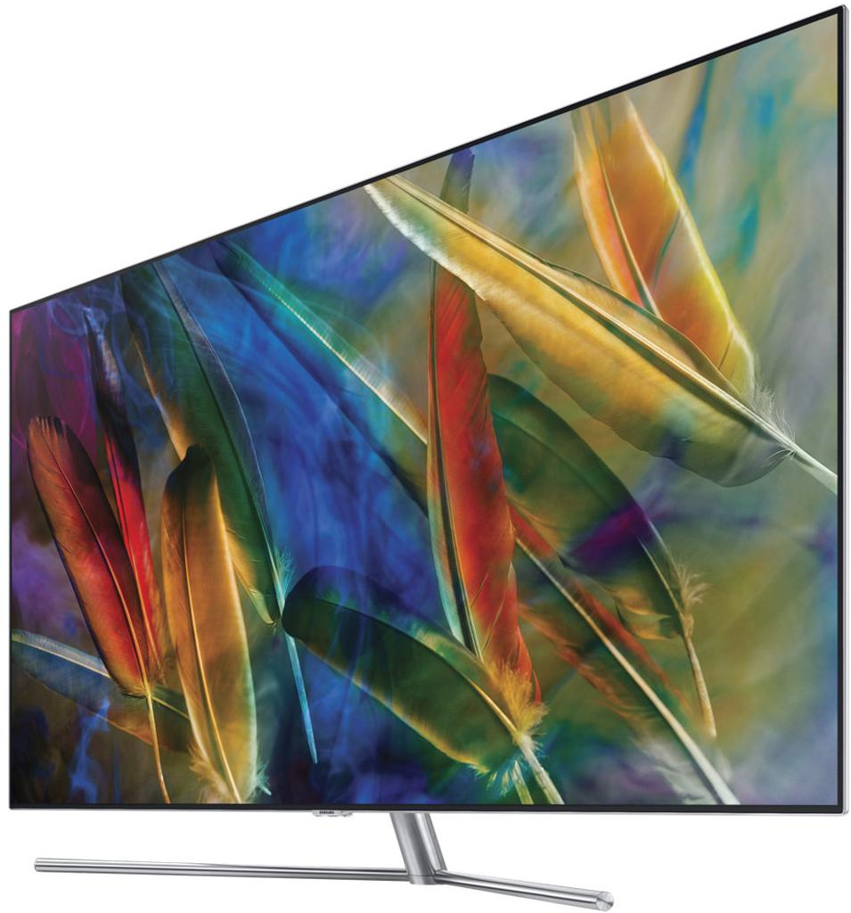 Tivi QLED Samsung UHD QA49Q7FAMKXXV 49 inch mang đến hình ảnh đẹp tuyệt vời