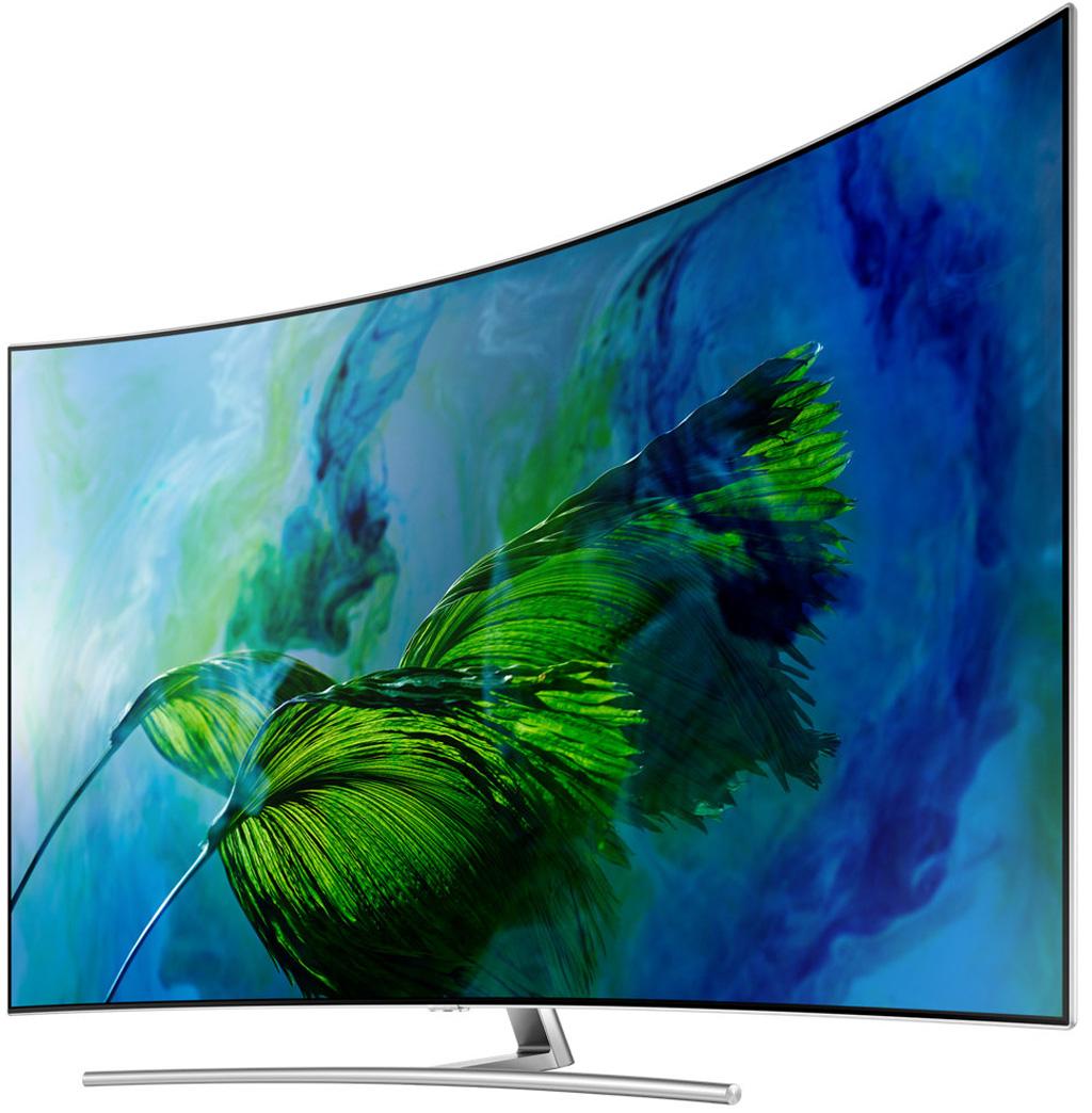 Tivi QLed Samsung 75 inches QA75Q8CAMKXXV siêu mỏng