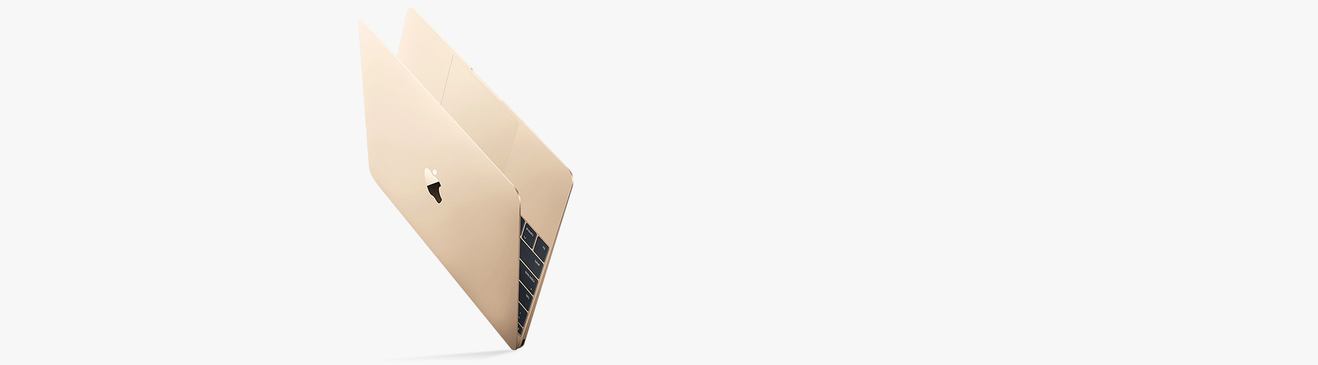 Macbook Pro 12 inch 256GB (2017) Gold sang trọng